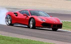 Ferrari 488 Gtb 2015 Review Car Magazine