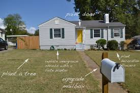20 Easy And Cheap DIY Ways To Enhance The Curb Appeal  Curb Cheap Curb Appeal