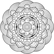Mandela Coloring Pages Mandala Coloring Pages For Adults For Android