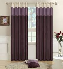 Purple Curtains For Bedroom Modern Curtains For Windows
