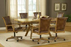 swivel dining room chairs. Image Of: Dining Room Table With Swivel Chairs Ideas