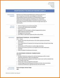 Hvac Resume Examples Hvac Technician Resume Sample Hvac And Refrigeration Resume Ranch 35