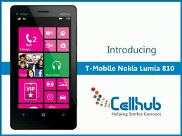 T-Mobile Nokia Lumia 810 By CellHub ...