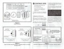 autometer tach wiring diagram on auto meter 233907 page1 png wiring diagram for autometer tach Wiring Diagram For A Autometer Tach autometer tach wiring diagram and vdo programmable tachometer 2 jpg