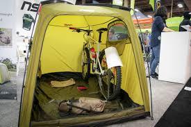 IB17: NSR bikepacking tent ...