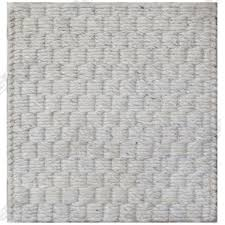 the marble felted rug