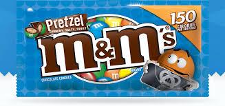 m m s pretzel
