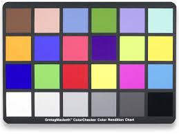 X Rite Color Checker Classic