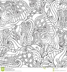 nature colouring pages for adults. Simple Pages Coloring Pages For AdultsDecorative Hand Drawn Doodle Nature Ornamental  Curl Vector Sketchy Seamless Pattern Throughout Nature Colouring Pages For Adults O