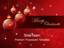 Christmas Carol Powerpoint Templates Merry Background Ppt Themes