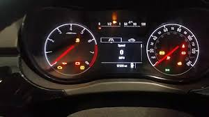 2016 Corsa Service Light Reset