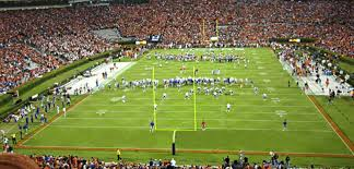 Auburn Seating Chart With Rows Auburn Football Tickets Vivid Seats