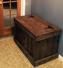diy pallet storage chest 101 pallets