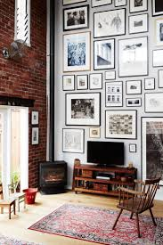 Modern Wall Decor For Living Room 25 Best Ideas About Decorating Tall Walls On Pinterest Decorate
