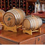 oak wine barrels. mini and personalized oak wine barrels a