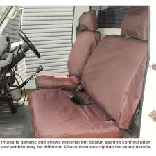budget navy blue canvas seat cover hilux ln 147 2wd workmate 1 98 4 05 front bench seat
