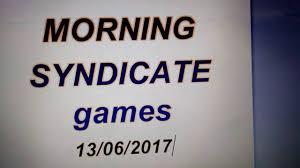 Morning Syndicate Panel Chart Sata Matka Game Mp Ke Liye Hi H 13 06 2017 Morning