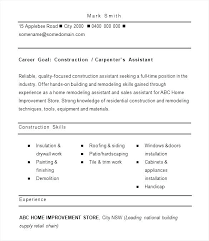 Resume Template Construction Worker Best Of Resume Templates For Construction Workers Resume Ideas Pro