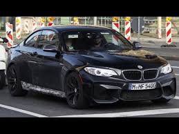 black bmw 2016. Simple 2016 2016 BMW M2 Looks So Gorgeous In Sapphire Black Inside Bmw E
