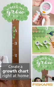 Diy Height Growth Chart Diy For Kids Projects For Kids