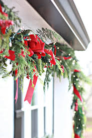 Christmas Window Box Decorations to Decorate Christmas Window Boxes and Outdoor Garland 60