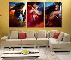 aliexpress com acheter 3 avion toile peinture mur art affiches