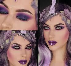 evatornado spring fairy makeup