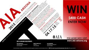 Graphic Design Degree Arizona Aia Arizona 2015 Student Project Competition By Aia Arizona