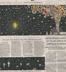 28 Paper A Review Of Fred Tomaselli At The Joslyn Nad Now