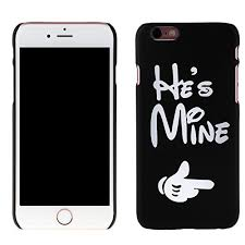 Cuitan Moda Couples Frosted Difficile Case Custodia Per Apple Iphone