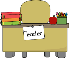 desk images clip art. Perfect Clip Teacheru0027s Desk Clip Art Image  Teachers Desk With Books Pencils An  Apple And A Sign On The Front That Reads  Inside Images I