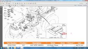 kioti tractor wiring diagrams b7800 short out problem dave m7040