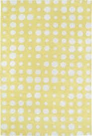 kaleen lily liam yellow modern rug