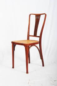 antique thonet chairs for sale. antique art nouveau beech and cane thonet chairs from for sale