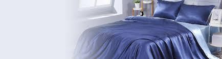 grade a mulberry silk seamless bedding sheets
