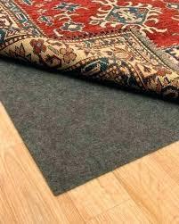 non skid rug mat felt pads for hardwood floors see details a luxury slip pad best