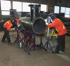 Pipe Welders Piping Plumbing Mig Tig Welding Trade Mark Industrial Inc