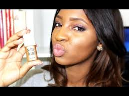 benefit s sunbeam highlighter on brown skin review demo