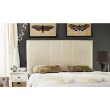 Safavieh Quincy White Queen Headboard