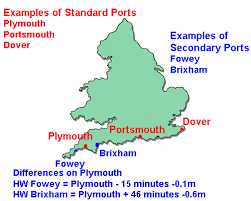 Sailtrain Navigation And Chart Work Chart Information
