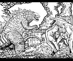 Godzilla Vs Muto By Godzillafan1954 On