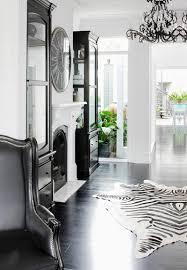 zebra cowhide rug