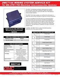 Daniels Crimp Chart Dmc Tools Tool Kits Cases Datasheets Mouser Singapore