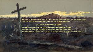 All Quiet On The Western Front Quotes Stunning Quotes About Front 48 Quotes