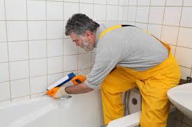 how to re caulk your bathtub