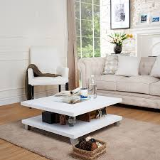 contemporary square coffee table glass modern tables it