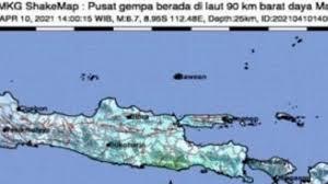 Badan meteorologi, klimatologi, dan geofisika (bmkg) menjelaskan gempa bumi yang terjadi secara beruntun pada hari ini adalah sebuah kebetulan dan tidak memiliki kaitan dengan gempa yang terjadi sebelumnya. Ro1ksxe8sj6ubm