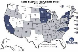 State By State Property Tax Comparison Chart Iowa House Republicans Iowas Tax Climate Ranks In Bottom 10
