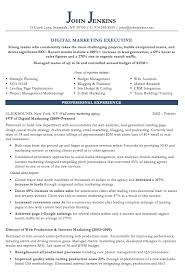Marketing Experience Resume 19 Free Resume Templates You Can Customize In Microsoft Word