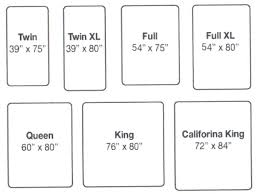 Dimensions For A Full Size Bed Baansalinsuites Com